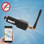 GPS jammer blokkoló zavaró szivagyujtóba