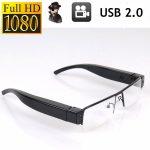 Rejtett / Rejthető kamera HD 15 – HD szemüveg rejtett kamera 1080P FULL HD