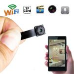 HD WIFI Szalag kémkamera WIFI KAMERA 1080P HD mozgásérzékelés